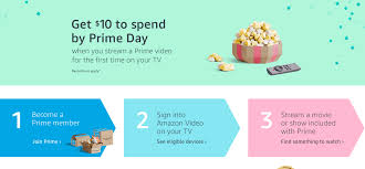 deal amazon offering 10 credit for streaming a movie 6 29 17