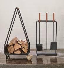 modernist log holder rejuvenation