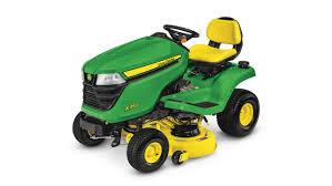 x300 select series lawn tractor x350 42 in deck john deere ca