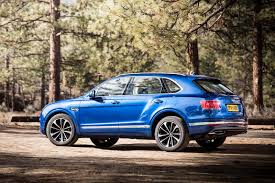 bentley bentayga wallpaper 2016 bentley bentayga cars suv blue wallpaper 1600x1068 893332