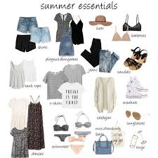 10 Must Summer Essentials How by Best 25 Summer Essentials Ideas On Grey Multiway