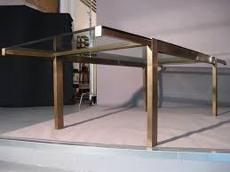 Expandable Dining Room Tables Modern by Dining Room Modern Glass And Metal Dining Room Table Which Is
