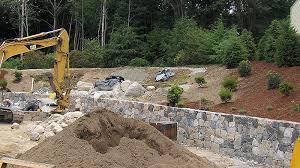 rodenhiser excavating landscaping and yard repair