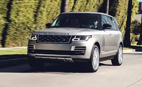 land rover suv 2018 the 2018 land rover range rover svautobiography is the of
