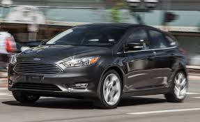 2015 ford focus titanium manual test u2013 review u2013 car and driver