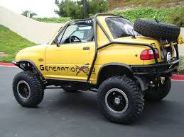 acid yellow jeep the smart car monster truck cars smart my son loves cars