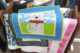 tanderwen quilts success at the bloom craft fair