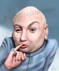 Dr Evil Meme - dr evil caricature by matija5850 on deviantart