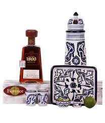Tequila Gift Basket Tequila Set Gift Delivered Within Mexico Same Day Or Next Day