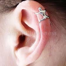 where to buy cartilage earrings discount silver climbing climber ear cuff helix