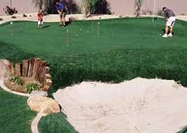 Backyard Golf Course by Michigan Backyard Golf Putting Greens Southwest Greens