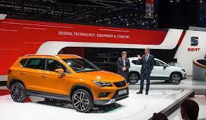 seat ateca interior 2016 seat ateca suv makes official debut at geneva autoevolution