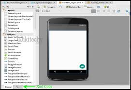 android studio button android tutorial android intent how to create new activity in