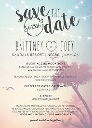 save the date wedding ideas best 25 destination wedding save the date ideas ideas on