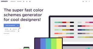 coolors co schemi colore personalizzati in pochi click