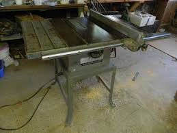 Rockwell 10 Table Saw Photo Index Rockwell Manufacturing Co Model 10 Contractor U0027s