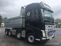 truck volvo 2014 used volvo fh540 8x4 dumper dump trucks year 2014 price 128 668