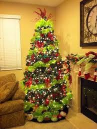 deco mesh christmas tree christmas decor ideas