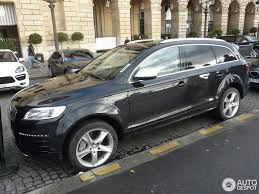 Audi Q7 Gold - audi q7 v12 tdi 21 december 2012 autogespot