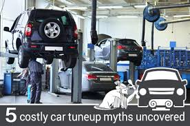 Tune Up Estimate by 5 Costly Car Tuneup Myths Bankrate Com