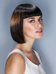 regis bob hairstyles shoulder length brown hair that one eyed look pinterest