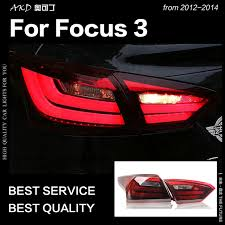 2014 ford focus tail light akd car styling for ford focus tail lights 2012 2014 focus 3 sedan