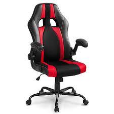 fauteuil de bureau basculant carver hauteur réglable chaise de bureau lisse mécanisme basculant