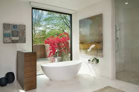 bathroom alcove ideas freestanding tub ideas bathroom contemporary with alcove lighting