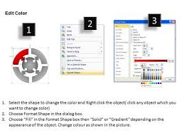 powerpoint slide designs download round process flow chart ppt