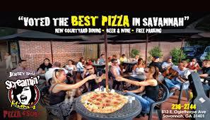 screamin u0027 mimi u0027s pizza savannah u0027s only jersey style pizzeria