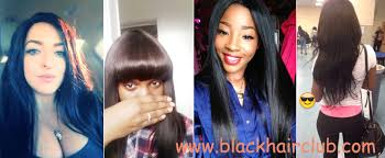 in hair extensions reviews peruvian hair extensions review archives black hair club