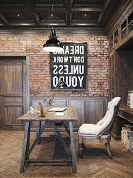 ambiance bureau idées de décoration d un bureau style industriel archzine fr
