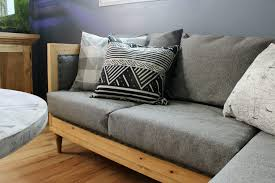 Diy Sofa Bed Build Your Own Diy Upholstered