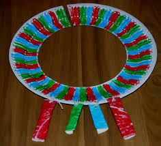 african necklace craft for kids ofamily learning together