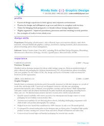 resume examples graphic design examples of creative graphic