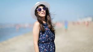 what to wear to the beach ideas stylecaster