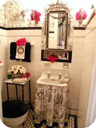 Pink Powder Room Sweet Eye Candy Creations My Christmas Home