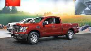nissan truck titan red 2017 nissan titan lineup adds king cab body style