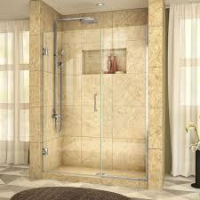 Dreamline Shower Doors Frameless Shower Dreamline Shower Doors Unidoor Plus In Width Frameless