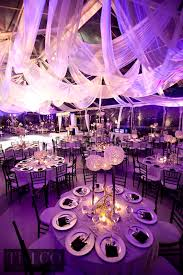 Wedding Reception Decorations Lights Wedding Ceremony Inside Of A Glamorous Twinkle Light Accented