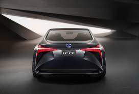 new 2017 lexus ls confirmed next gen lexus ls to get hydrogen variant
