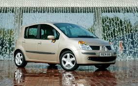 nissan renault car renault modus hatchback review 2004 2012 parkers