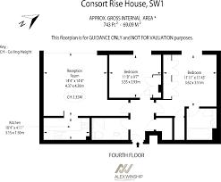 2 bedroom flat for sale in buckingham palace road belgravia