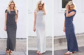 everyday striped maxi dress for 17 98 shipped u2013 utah sweet savings