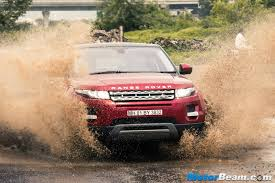land rover india 2015 range rover evoque 9 speed test drive review