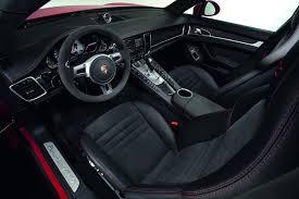 Panamera Red Interior 2013 Porsche Panamera Gts Preview J D Power Cars