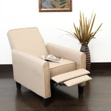 lucas camel leather recliner club chair recliner and products