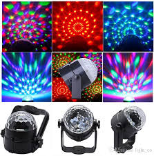 new led magic laser stage lighting 3w sound