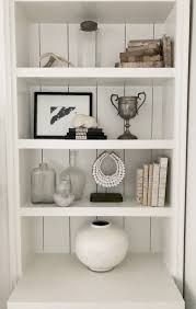 bookshelves before and after design indulgence