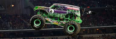 how many monster trucks are there in monster jam houston tx monster jam